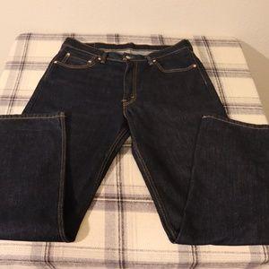 Levi's 550 36x32 Blue Jeans